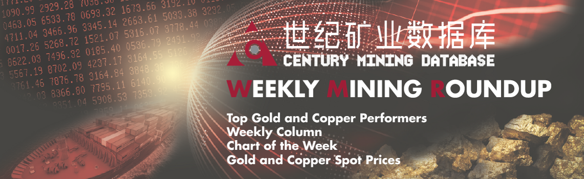 Weekly Mining Roundup